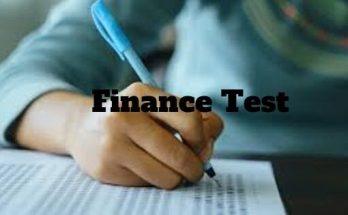 Finance Students Assignments